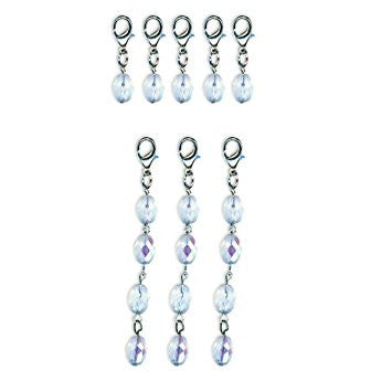 7gypsies Ring Dangles - Crystal
