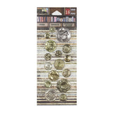 Architextures™ Findings - International Coins