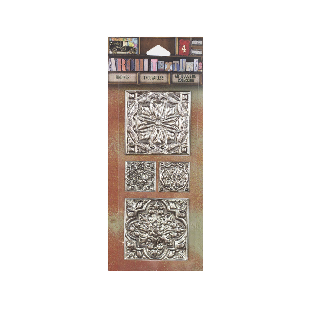 Architextures™ Findings - Tin Ceilings Tiles