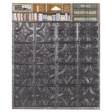 Architextures™ Tin Tile - Onyx