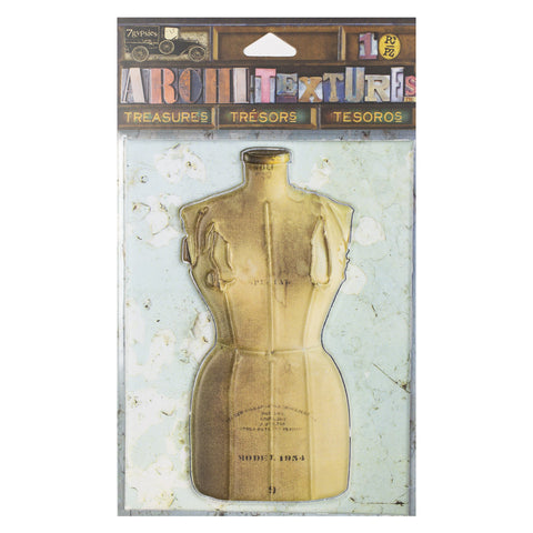 Architextures™ Treasures - Dress Form Model 1954
