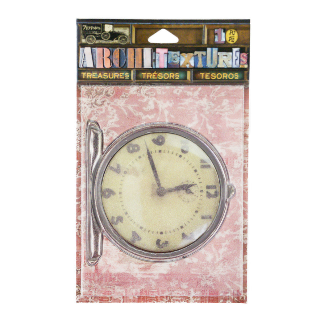 Architextures™ Treasures - Alarm Clock