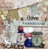 Architextures™ Treasures - American Scale