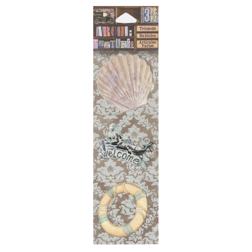 Architextures™ Trinkets - Seashore Decor