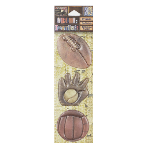 Architextures™ Trinkets - Play Ball