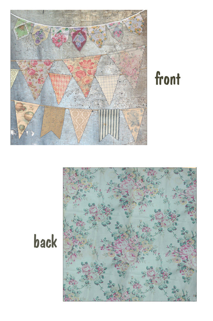 Architextures™ 12x12 Paper - Vintage Bunting