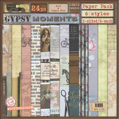 7gypsies Gypsy Paper Pack Collection - Gypsy Moments