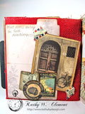 7gypsies Wanderlust: Open New Doors 12x12  Paper