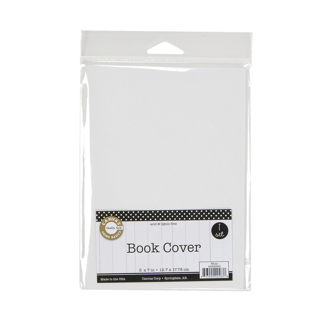 Book Cover White - 5x7
