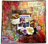 7gypsies Gypsy Moments: 12x12 Express Yourself Paper
