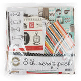 Scrap Pack - Paper Scraps by the Pound (#)