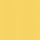 Yellow & White Mini Dot Rev Paper
