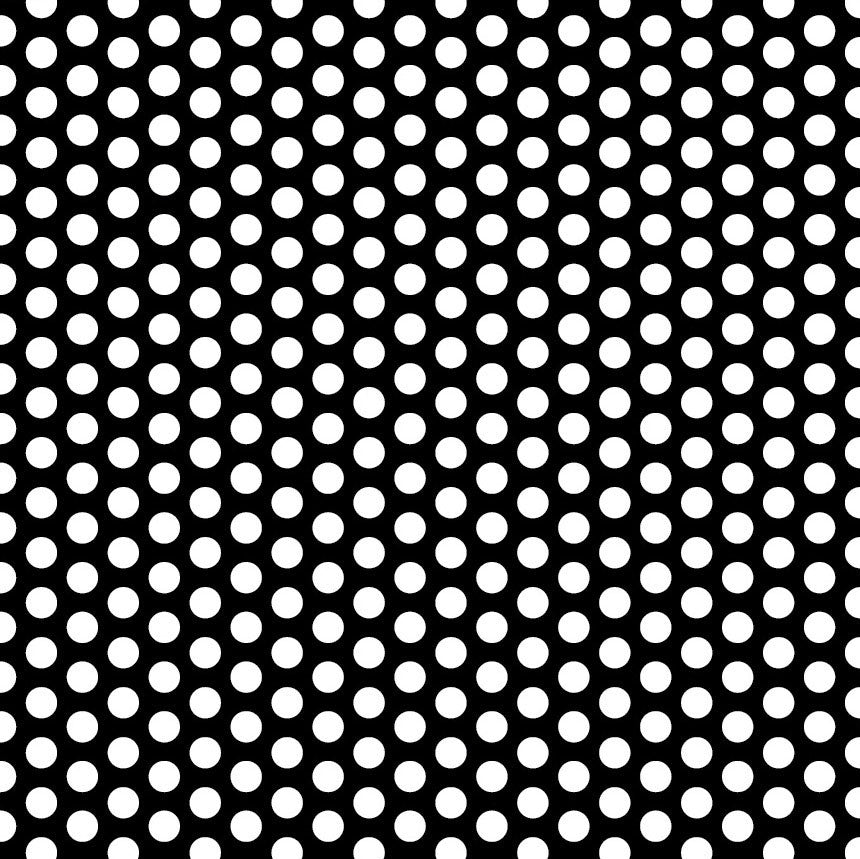 Black & White Dot Reverse