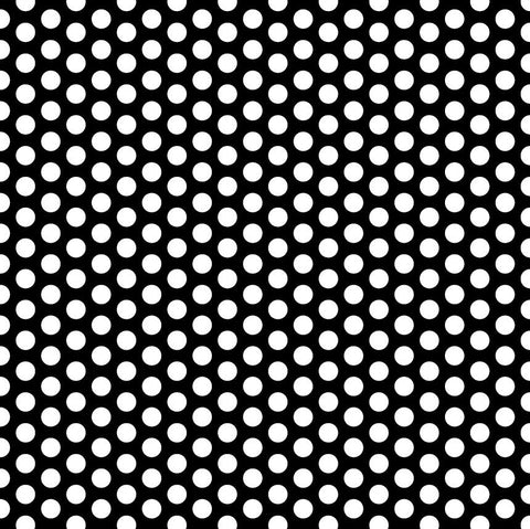 Black and White Dot Rev Paper