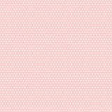 Pink & Ivory Mini Dot Rev Paper