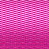 Hot Pink and White Mini Dot Rev Paper