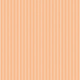 Orange and White Ribbon Stripe Paper