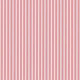 Coral & Ivory Ribbon Stripe