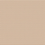 Tan & Ivory Mini Dot Reverse