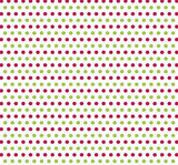 Jolly: Red & Green Pin Dot on White Paper