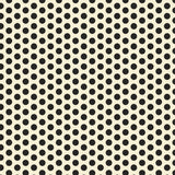 Black and Ivory Dot Paper