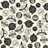 Canvas Corp Beer and Pretzels Paper Collection