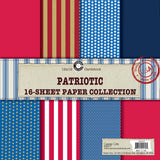 Canvas Corp Patriotic Paper Collection