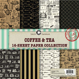 Canvas Corp Coffee and Tea Paper Collection