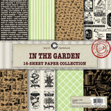 Canvas Corp In The Garden Paper Collection