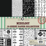 Canvas Corp Mixology Paper Collection
