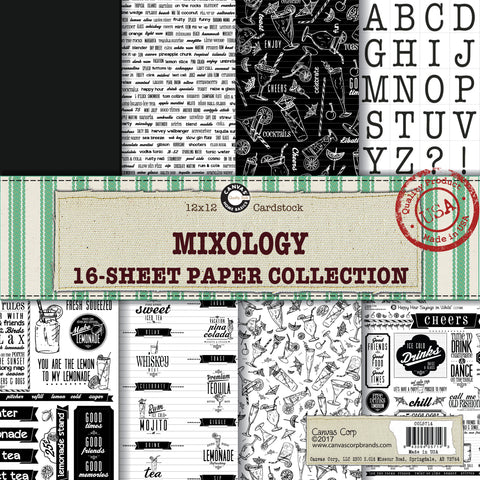 Mixology Paper Collection