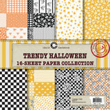 Canvas Corp Trendy Halloween Paper Collection