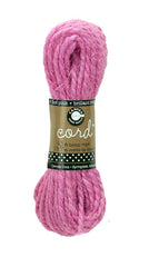 CCB - Cord - Hemp Rope Hank - Hot Pink - 45'