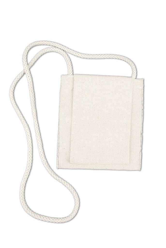 Canvas Bag - Canvas Cell Phone Tote Bag