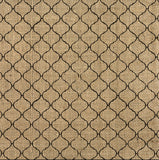 12x12 Printed Burlap Fabric