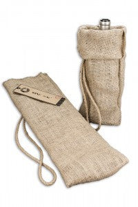 Wine Bag - Burlap Wine Sac