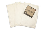Fabric Postcards (pack of 3)- Canvas