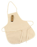 Canvas Apron - Double Pocket Craft Apron