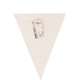 Canvas Banner - Pennant Triangle (available in 3 sizes)
