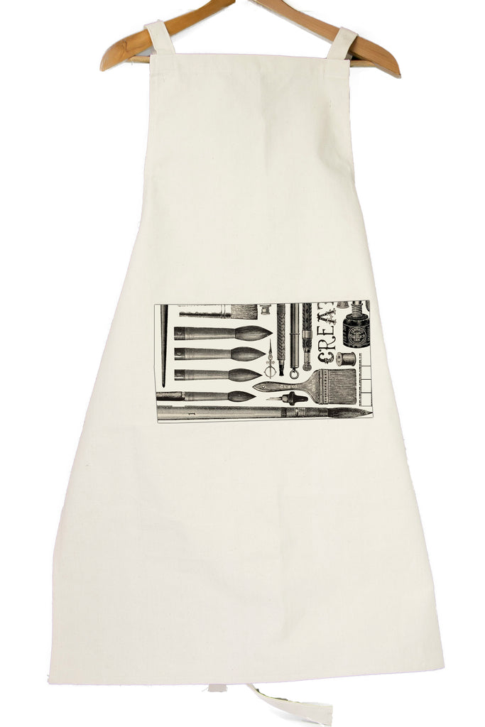 "Apron -  Artsy ""Be Creative Every Day Collection"""