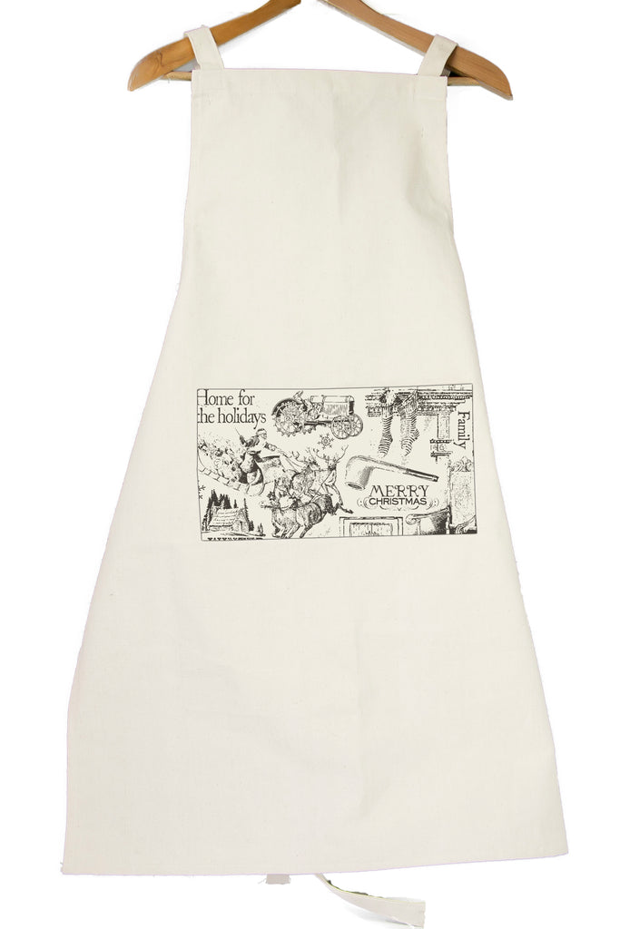 Apron - Farmhouse Christmas