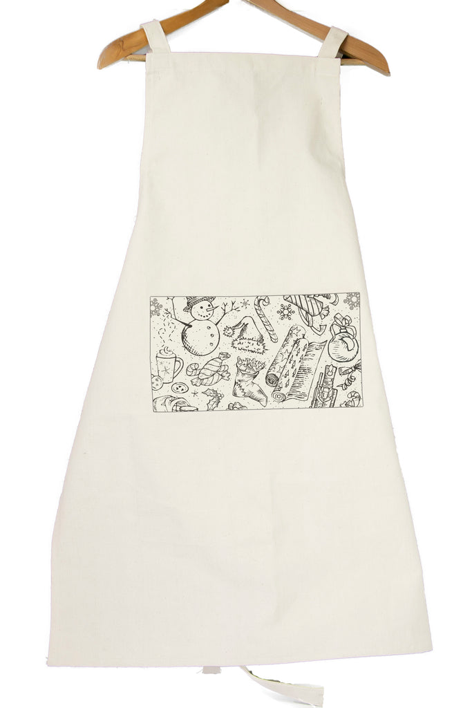 Apron - Jolly Christmas