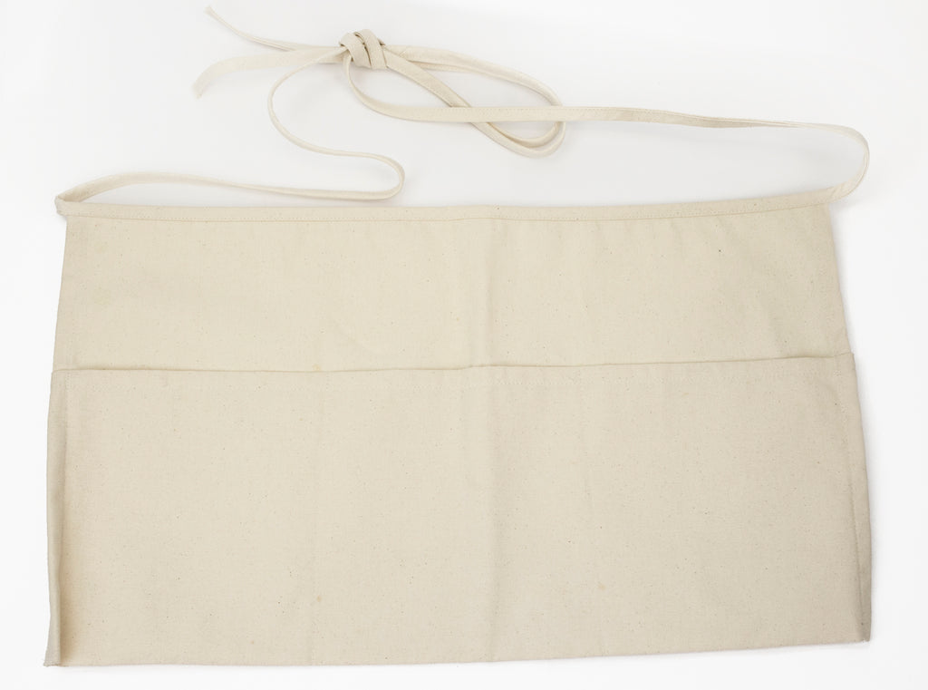 Canvas Bistro Waist Apron (3 lengths)