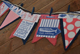 Small Clothespins - Navy (12 pieces)