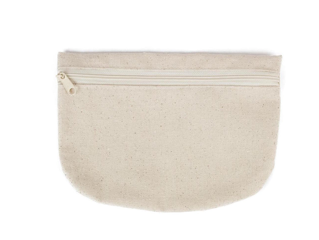 Cosmetic Bag with Zipper