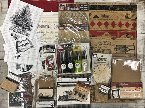 CCB Product Collection:  Erin's Favorite Christmas Craft Supplies