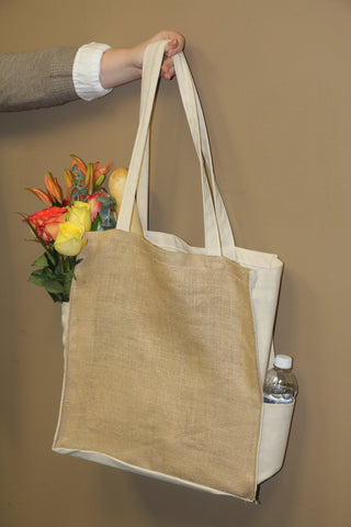 Farmer's Market Tote Bag (2 options)