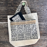 Canvas Bag - Canvas Tote With Gusset