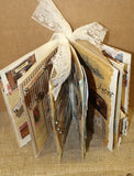 7gypsies ATC Printed File Folders - Country Roads