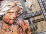Architextures™ Treasures - Weathered Lady Statue